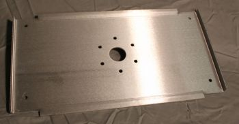 Calf Nipple Panel ( metal)  1408-1
